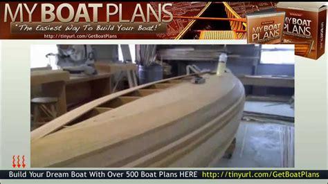 wooden boat building  wooden model boat plans youtube