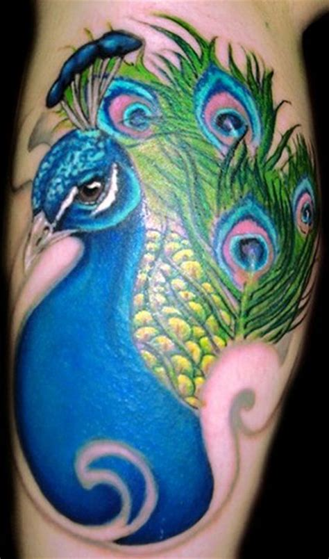 peacock shoulder designs peacock tattoos