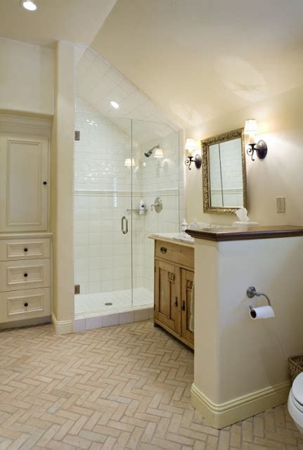 Attic Works: Attic bathrooms
