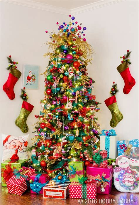 classic christmas meets merry  bright   vibrant color combination colorful