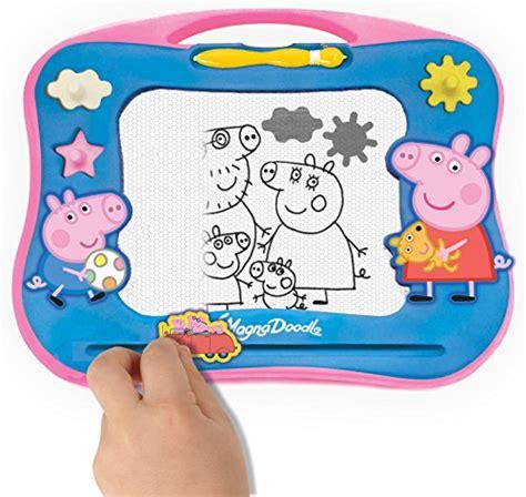 mini magna doodle uk peppa pig mini magna doodle multi colour babaloo