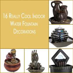 really cool decorations 16 really cool indoor water decorations style