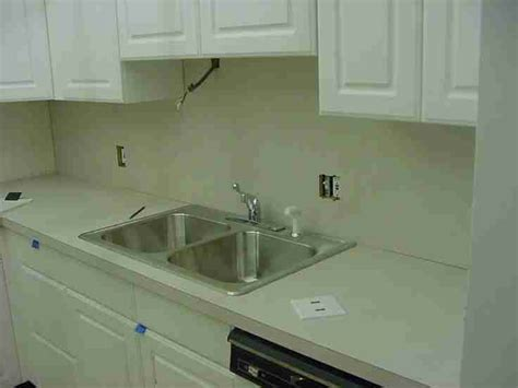 Formica Countertop Ideas by A Formica Backsplash Countertop