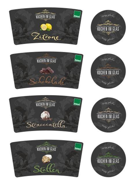 Etiketten Designen by Etiketten F 252 R Kuchen Im Glas 187 Etiketten 187 Briefing