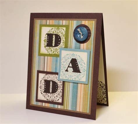Handmade Fathers Day Card - handmade s day card card ideas