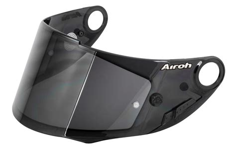 Visor Smoke Airoh Gp 500 airoh after market visor gp500 smoke jaws motorcycles