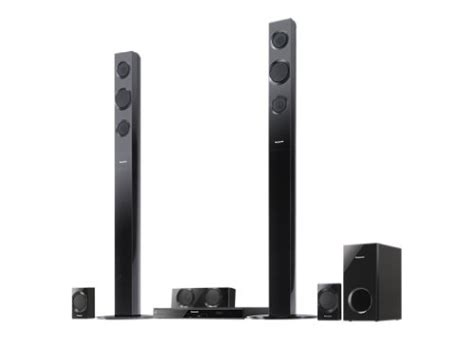 panasonic sc btt195 3d 5 1 home theater system