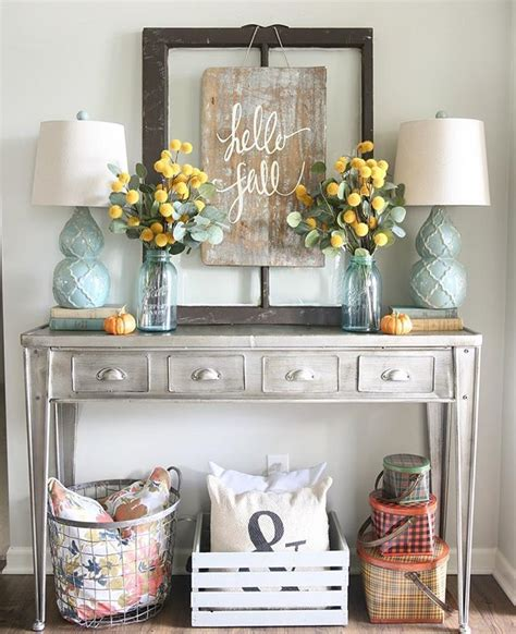 console table decor the 25 best console table decor ideas on