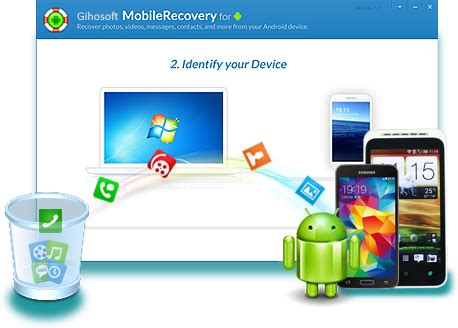 recovery for android gihosoft android data recovery freeware recover deleted files on android free