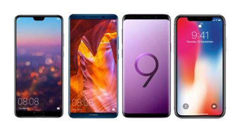 Samsung S9 Pro Huawei P20 Vs Mate 10 Pro Vs Samsung Galaxy S9 Vs Iphone X