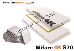 Kartu Mifare Card 4k S70 kartu mifare 4k s70 printer kartu printer id card