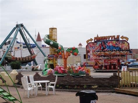 theme park jobs uk pleasureland theme park review s 2010 uk trip
