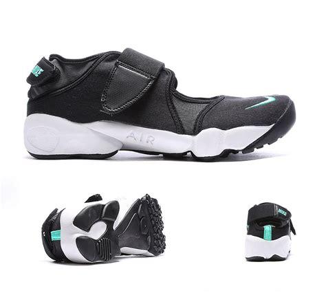 Sneakers Sepatu Nike Air Rift All White Original Premium 36 40 nike air rift trainers black menta anthracite s92273