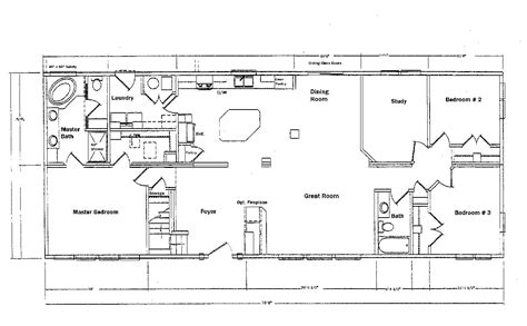 house plan for modular home amazing plans mobile homes