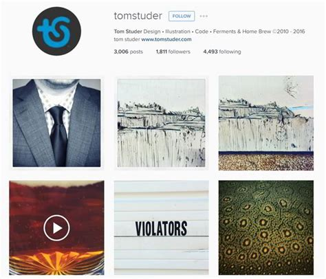 graphic design instagram page 30 talented graphic designers to follow on instagram