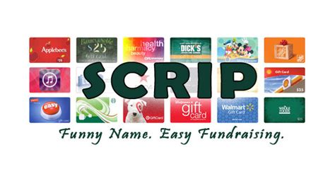 Scrip Gift Cards Fundraising - scrip gray road christian school
