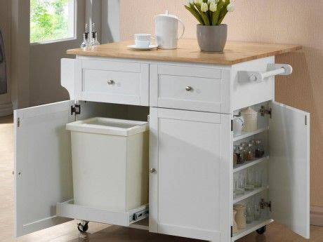 hidden trash can cabinet hidden trash can portable cabinet images frompo