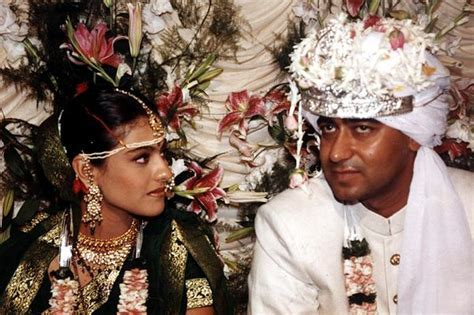 It was not ?love at first sight? for Ajay Devgn and Kajol