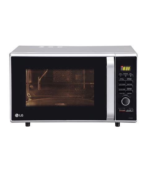 Microwave Convection Lg lg 28 ltr mc 2886sfu convection microwave oven price in