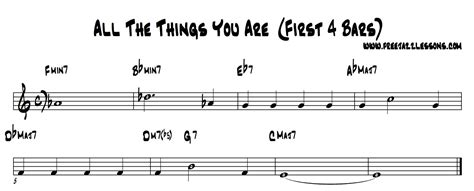 piano tutorial jazz chords all the things you are free jazz piano lesson and