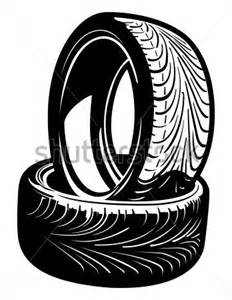 Car Tires Vector Free Vektor Stock Vektorgrafik Clipart Me