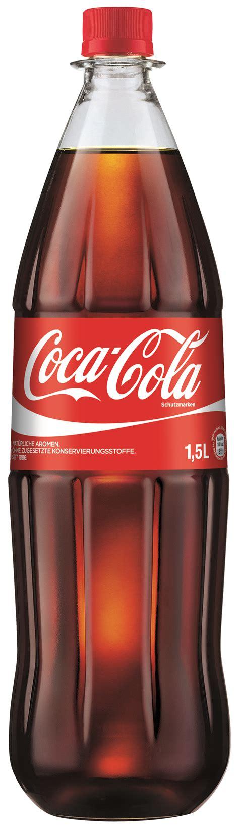 Coca Cola 1 5 Liter coca cola 1 5 liter coca cola erfrischungsgetr 228 nke ag
