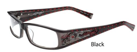 buy ed hardy eho 723 frame prescription eyeglasses