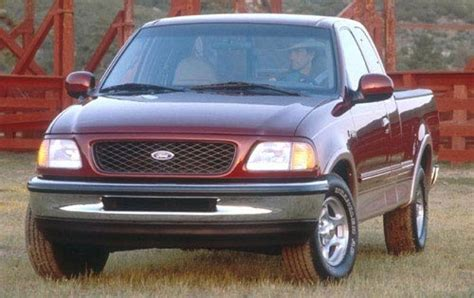 1997 Ford F150 Specification by 1997 Ford F 150 Gas Tank Size Specs View Manufacturer