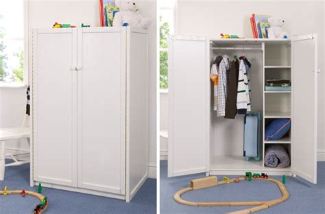 Childrens Wardrobes Uk - white wardrobe cbc