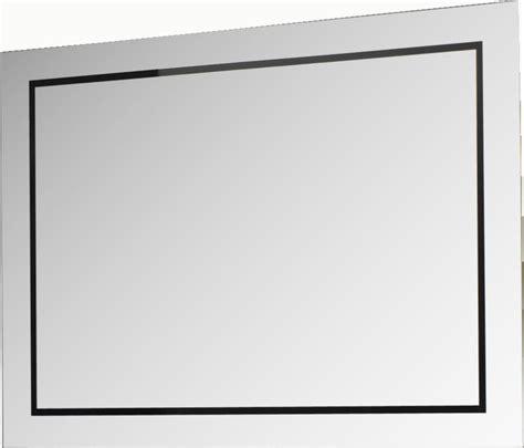 large frameless bathroom mirrors riga 31 quot 1 2 frameless mirror