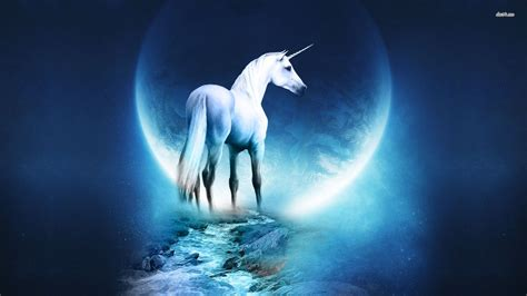 Unicorn wallpaper   Fantasy wallpapers   #22468