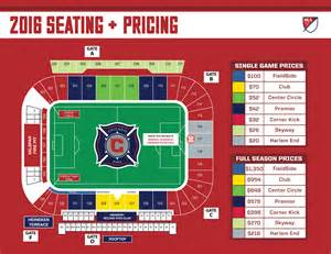 Toyota Park Seating Toyota Park Seating Map Chicago