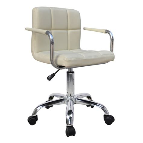 office swivel chair faux leather swivel office chair