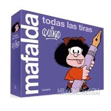 libro mafalda las tiras libros learn english with mafalda
