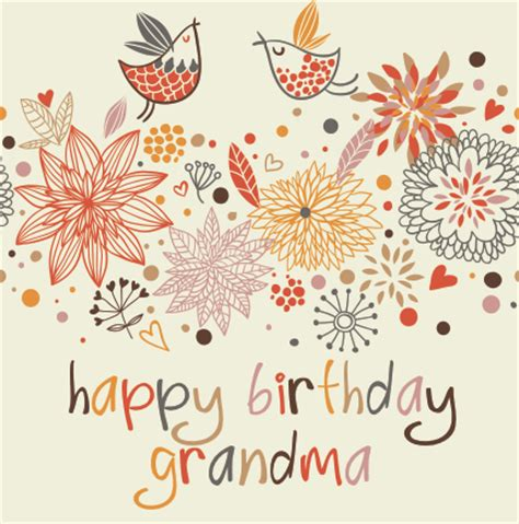 Happy Birthday Nana Cardsss Happy Birthday Wishes For Grandmother Page 4