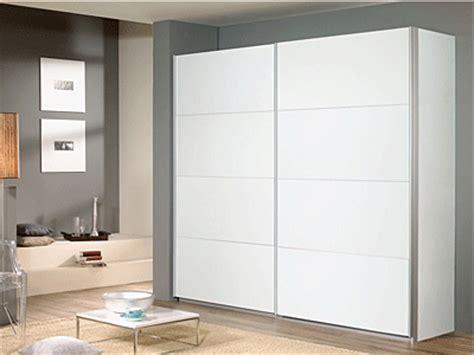 White Sliding Wardrobes by Quartz Sliding Door Wardrobe In White Warehouse