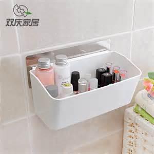 suction cup bathroom wall storage rack shelf bathroom