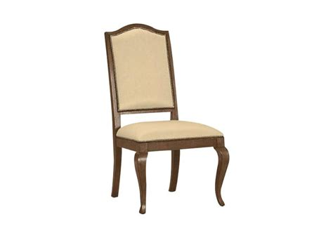 hayden cabriole leg leather side chair side chairs
