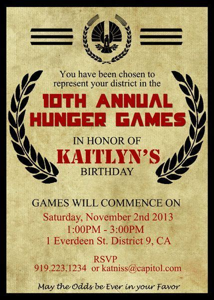 themes in hunger games trilogy 13 best the hunger games party ideas images on pinterest