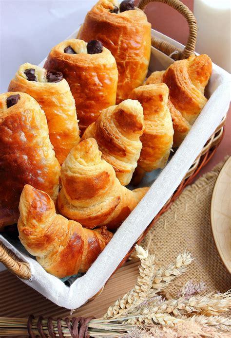 Superbe Croissant Et Pain Au Chocolat Maison #6: 84671398_o.jpg