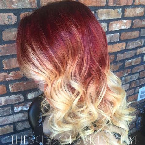 hair   bleached hair category