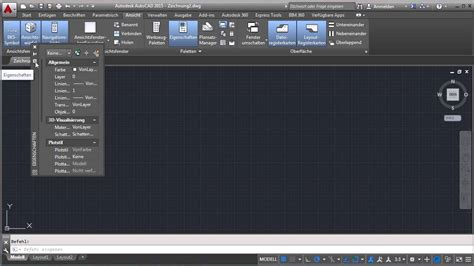 tutorial autocad deutsch neue funktionen in autocad 2015 tutorial neu gestaltetes