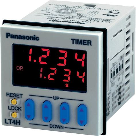 panasonic fan delay timer switch tdr multifunction 240 vac 1 pc s panasonic lt4h24 from