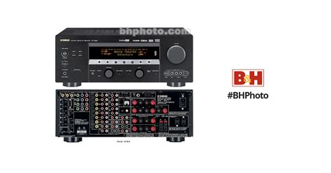 yamaha htr  home theater receiver htr bh photo video