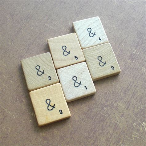 how many blank tiles in scrabble vintage blank scrabble tile customize your own letter and