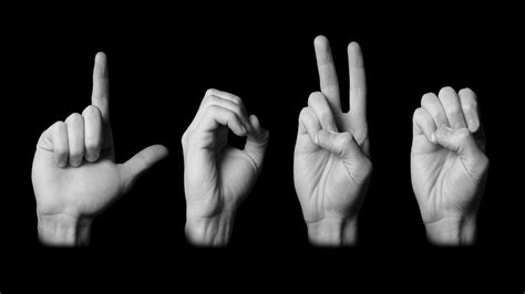 sign language asl language and culture go in
