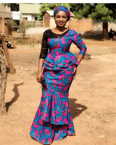 latest ankara long style gown super gorgeous ankara styles for beautiful ladies to slay
