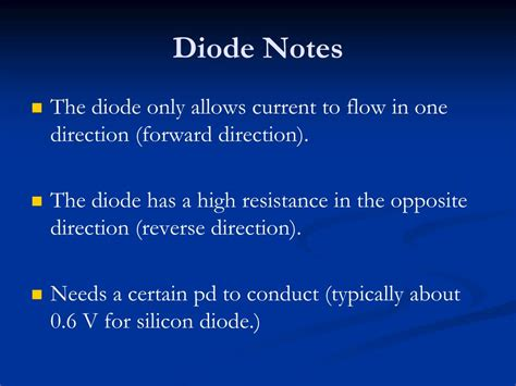 in diode the current which can allow to flow through it without getting damaged is called as