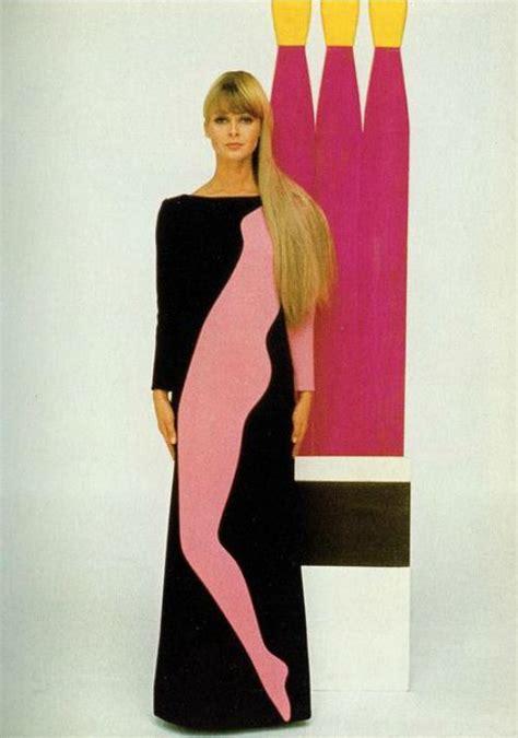 ysl design inspiration visionaire blog did yves saint laurent believe fashion was