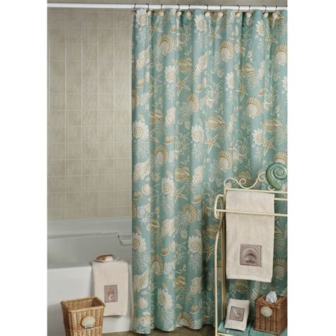 Beautiful Shower Curtains Beautiful Aqua Shower Curtain From Croscill Laviano Useful Reviews Of Shower Stalls